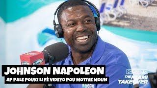 Johnson Napoleon nan #chokarellaMiami